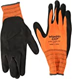 Wonder Grip 520 Hi-Vis Acrylic with Nitrile Gloves, Large offers