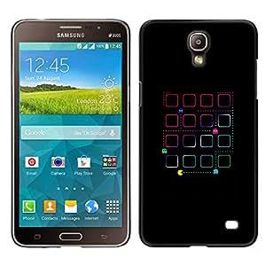 Stuss Case / Funda Carcasa protectora - Juego retro viejo 80 del hombre de la vendimia; - Samsung Galaxy Mega 2
