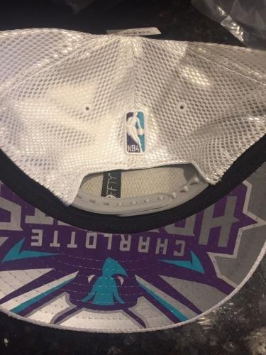 Malik Monk Autographed Signed Charlotte Hornets Draft Day Hat JSA Certified Autographed NBA Hats