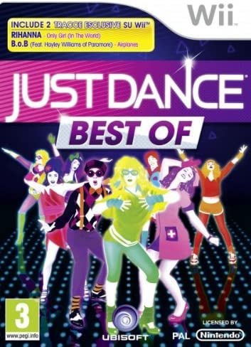Just Dance Best of: Amazon.es: Videojuegos