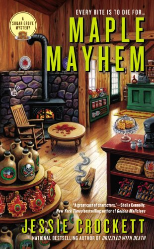 Maple Mayhem (A Sugar Grove Mystery Book 2)