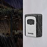 Key Lock Box Wall Mount - TOWOKE Waterproof