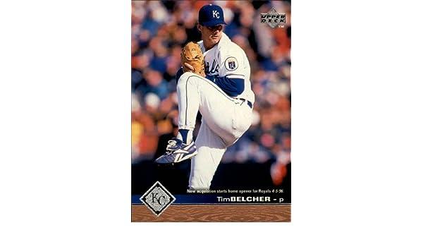 Amazoncom 1997 Upper Deck Baseball Card 87 Tim Belcher