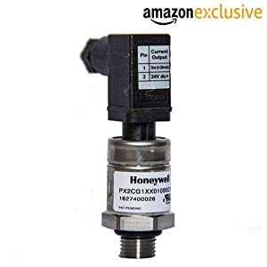 Honeywell PX2 Series Heavy Duty Pressure Transmitter (Range: 0 to 1 bar Absolute) for Pharmaceuticals, Refregeration, Machine Building, Control Technologies by INSTRUKART