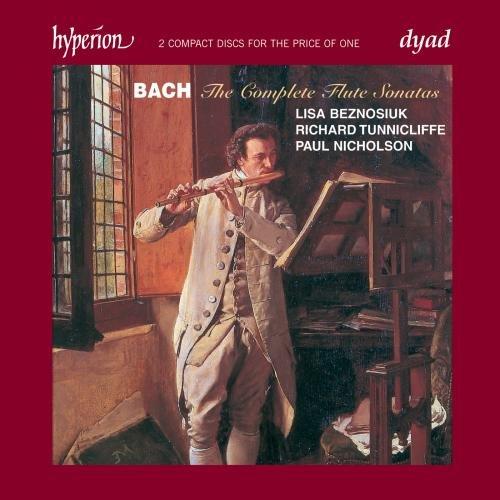Bach, J.S.: Complete Flute Sonatas