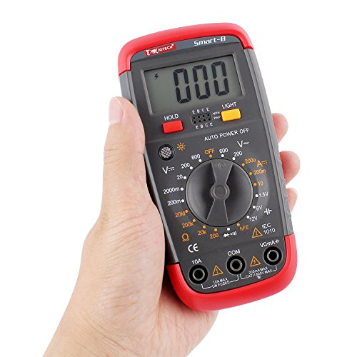 Dc Battery Tester : Dmiotech digital multimeter battery tester load