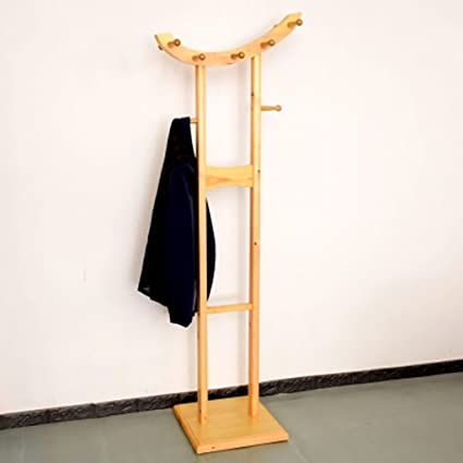 Amazon.com: Wall CR Coat Racks Coat Rack, Hotel Floor Coat ...