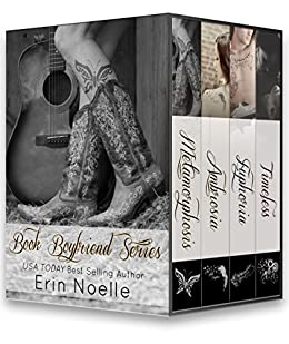 Book Boyfriend Series Boxed Set by [Noelle, Erin]