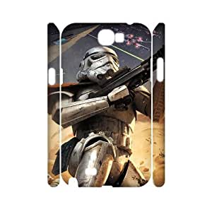 C-EUR Star Wars Customized Hard 3D Case For Samsung Galaxy Note 2 N7100