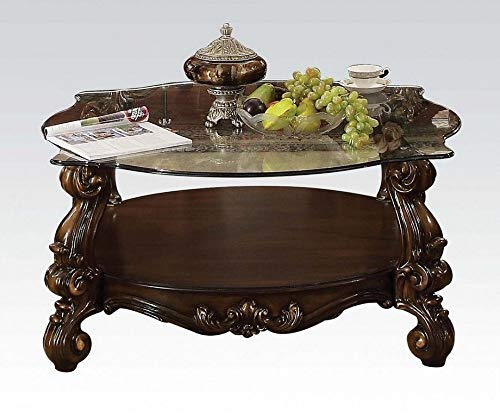 ACME Versailles Cherry Oak Coffee Table