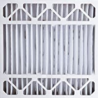 Nordic Pure 12x20x1 MPR 1085 Pleated Micro Allergen Extra Reduction Replacement AC Furnace Air Filters 2 Pack