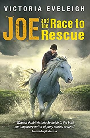 book cover of Joe and the Race to Rescue
