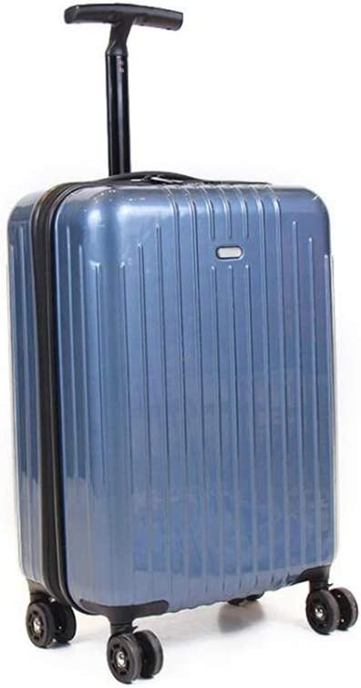 Qzny Suitcase New Trolley Case Hardshell Ultra Light Business Suitcase PC Waterproof Universal Wheel Suitcase Durable Business Trips Holiday Color : A, Size : 68cm44cm27cm