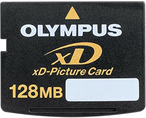 Amazon.com: Olympus 200843 128 MB xD-Picture Card: Electronics