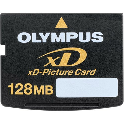Olympus 200843 128 MB xD-Picture Card by Olympus
