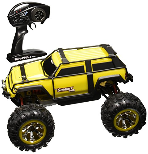 Traxxas 72076-3 1/16 Summit VXL Vehicle with TQi 2.4GHz (Truck Summit Rc)