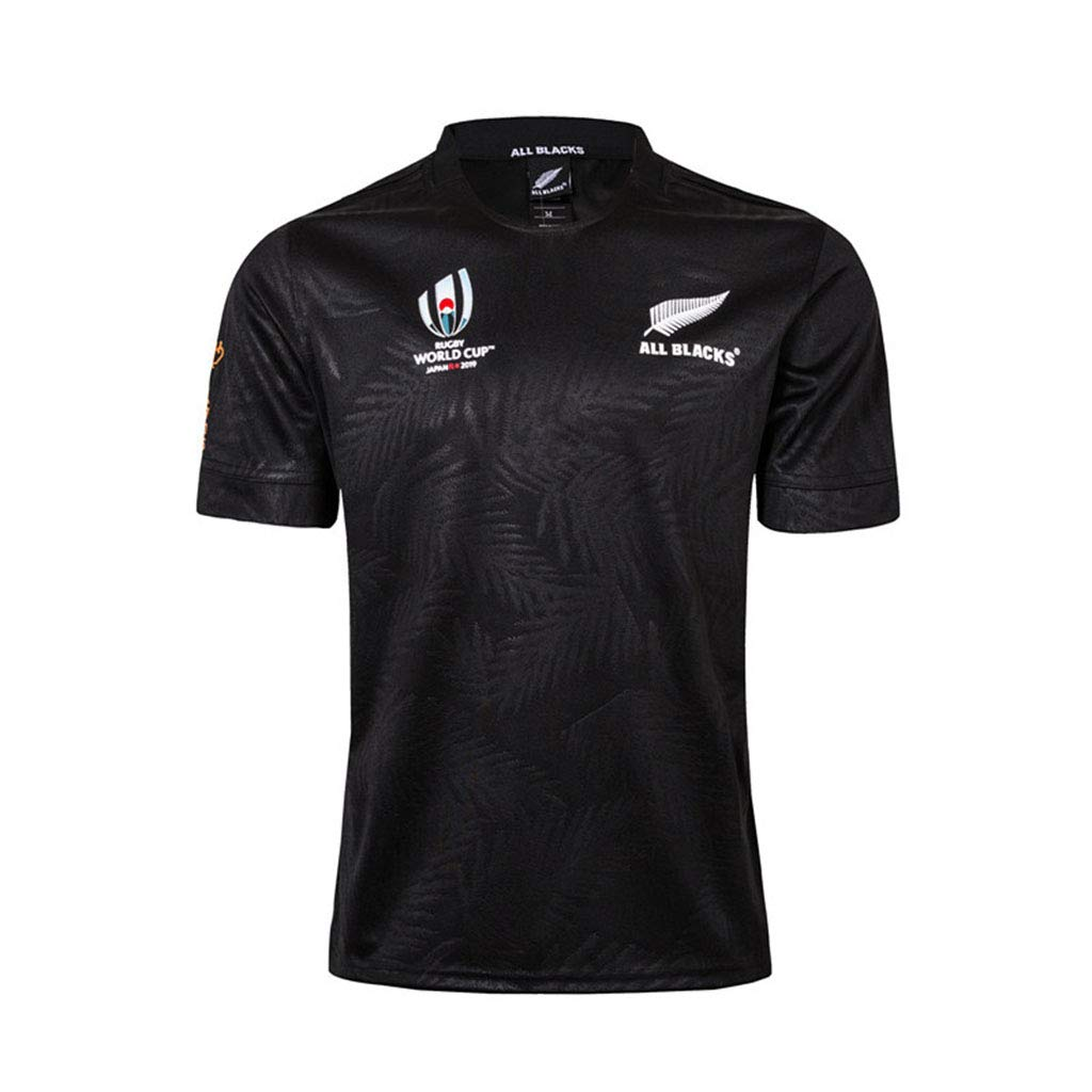Rugby Jersey Men Nueva Zelanda All Blacks, Camiseta de ...
