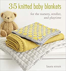 dd80e16cf 35 Knitted Baby Blankets  For the nursery