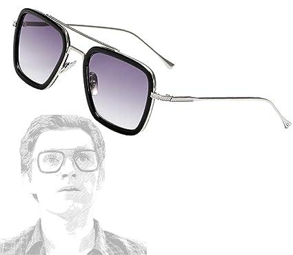 0a01206ebb10 Iron Man Glasses Spider Man Edith Glasses Tony Stark Sunglasses Peter  Parker Edith Glasses Accessories Cosplay