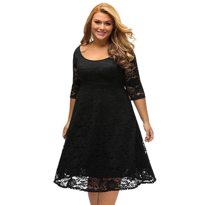 Vestido negro estilo sirena
