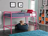 Best DHP Home Beds - DHP Junior Loft Bed Frame With Ladder, Multifunctional Review