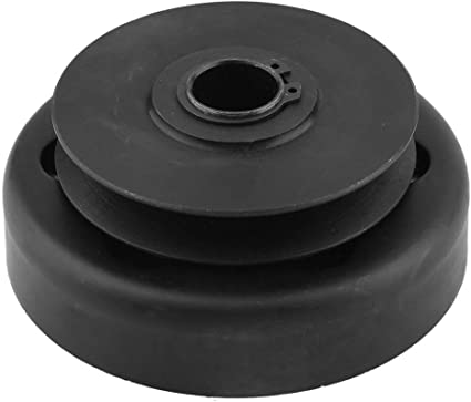Go Kart Clutch 3//4 Bore Centrifugal Clutch Belt Drive with Pulley GoKart Used Primarily on Mini Bikes and Go Karts