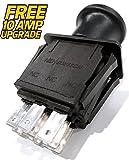 Ferris / Snapper 5022180 Clutch PTO Switch - FREE 10 AMP UPGRADE