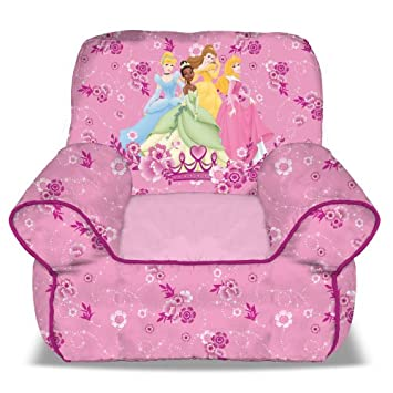 Disney Princess Bean Bag Sofa Chair 1
