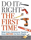 Do It Right the First Time, Gene Hamilton and Katie Hamilton, 0974937355