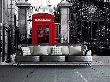 Foto Cabina Telefonica Di Londra : Cabina telefonica rossa e il big ben a londra scaricare foto gratis