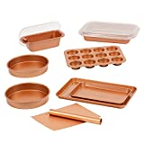 Copper Chef 12 Piece Elite Bakeware Set