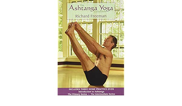 The Ashtanga Yoga Collection DVD NTSC Reino Unido: Amazon.es ...
