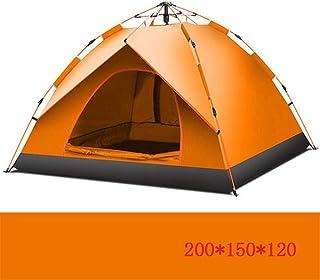 KCJMM Tente de Plage, Tente de Camping, Tente de Printemps pour la Protection UV, Protection Contre Le Soleil pour 2 Personnes, idéale pour la Plage, Le Camping et la pêche