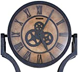 Howard Miller Hour Glass Clock
