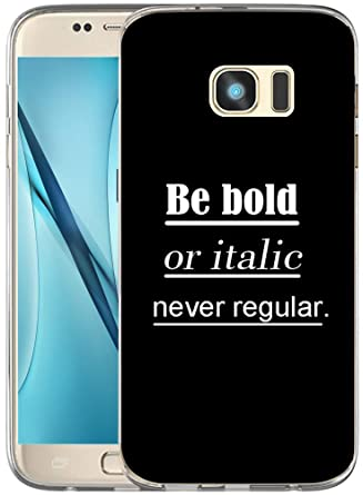 Amazon.com: Funda Galaxy S7 TPU diente de león/IWONE Diseño ...