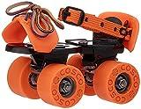 Cosco Zoomer Roller Skate, Junior (Orange)