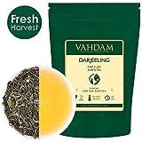 VAHDAM, primo tè Darjeeling a filo -200+ tazze / tè con foglie sfuse 16 once - fiorito, aromatico e delizioso, selezionato, confezionato e spedito direttamente dall'India,