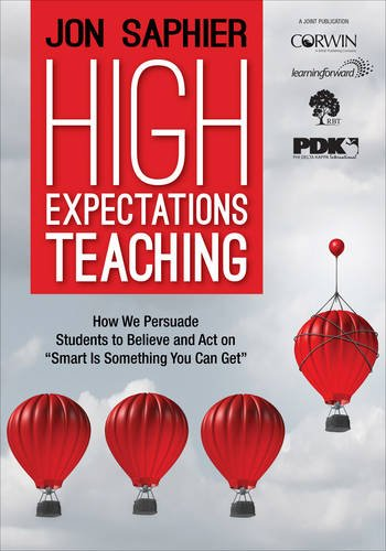 High Expectations Teaching: How We Persuade Students to Believe and Act on