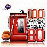 100 Plus Grands Tubes Des Années 80 [Import anglais]