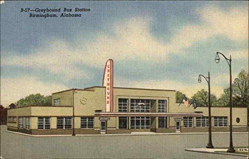 Amazon com: Greyhound Bus Station Birmingham, Alabama