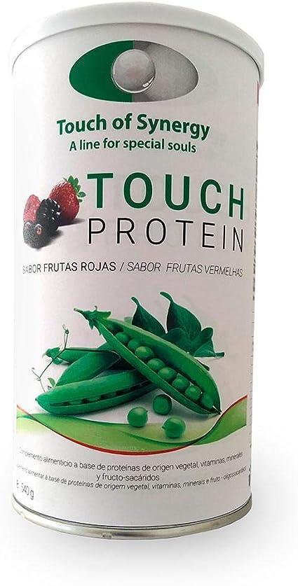Touch Protein frutas rojas: Amazon.es: Salud y cuidado personal