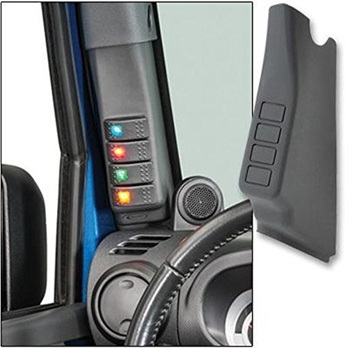 AUXMART Pillar Switch 2011 2017 Wrangler product image