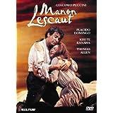 Puccini - Manon Lescaut / Sinopoli, Domingo, Te Kanawa, Allen, Royal Opera Covent Garden