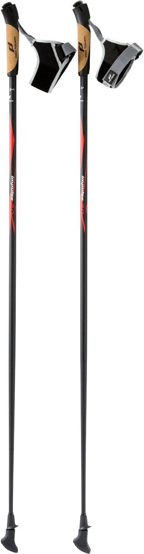 Pro Touch Nordic Walking St/öcke Impulse 2.0 Schwarz//Rot Stock