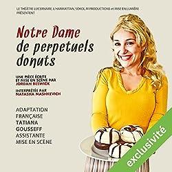 Notre Dame de pepétuels donuts