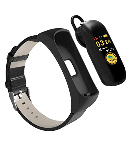 Smartwatch 2 en1 con audífonos Bluetooth Todo el día Presión ...
