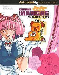 Dessine les mangas Shojo par Van Huy Ta