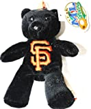Forever Collectibles SF Giants Plush official MLB 4'' Keychain teddy Bear