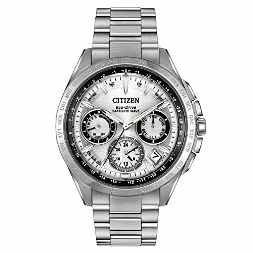 Citizen-Mens-CC9010-74A-Satellite-Wave-Analog-Display-Japanese-Quartz-Silver-Watch