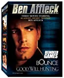 Ben Affleck Collection (Good Will Hunting/Reindeer Games/Bounce)